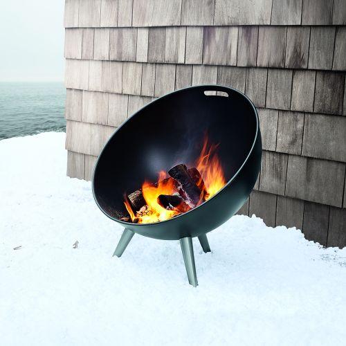 eva solo feuerschale fireglobe tevala. Black Bedroom Furniture Sets. Home Design Ideas