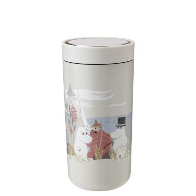 Stelton To Go Click Thermobecher Moomin - 0.4 l - soft sand