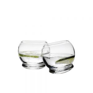 Normann Copenhagen Rocking Glas - 4er-Set