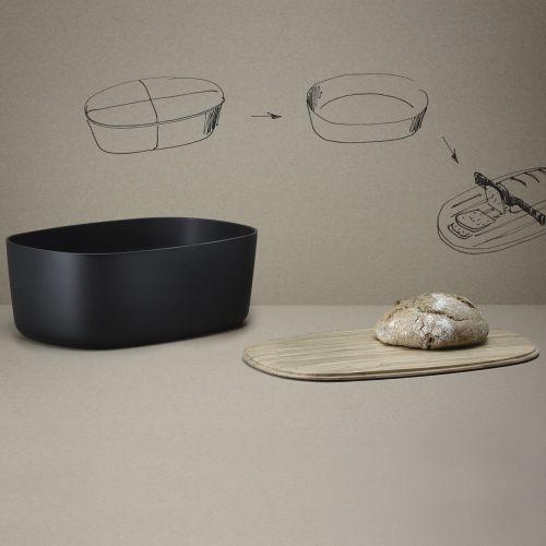 rig tig by stelton brotkasten tevala. Black Bedroom Furniture Sets. Home Design Ideas