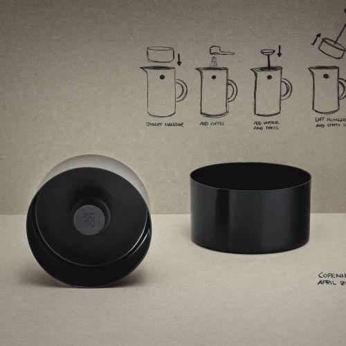rig tig by stelton kaffeesammler tevala. Black Bedroom Furniture Sets. Home Design Ideas